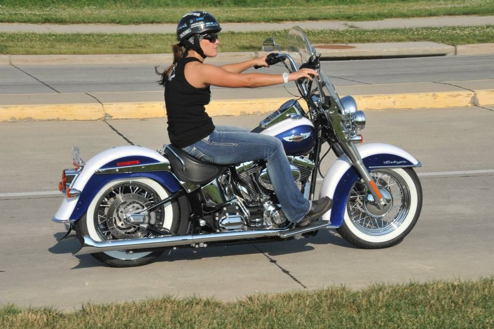 biker chicks harleys ride why heels living harleysandheels