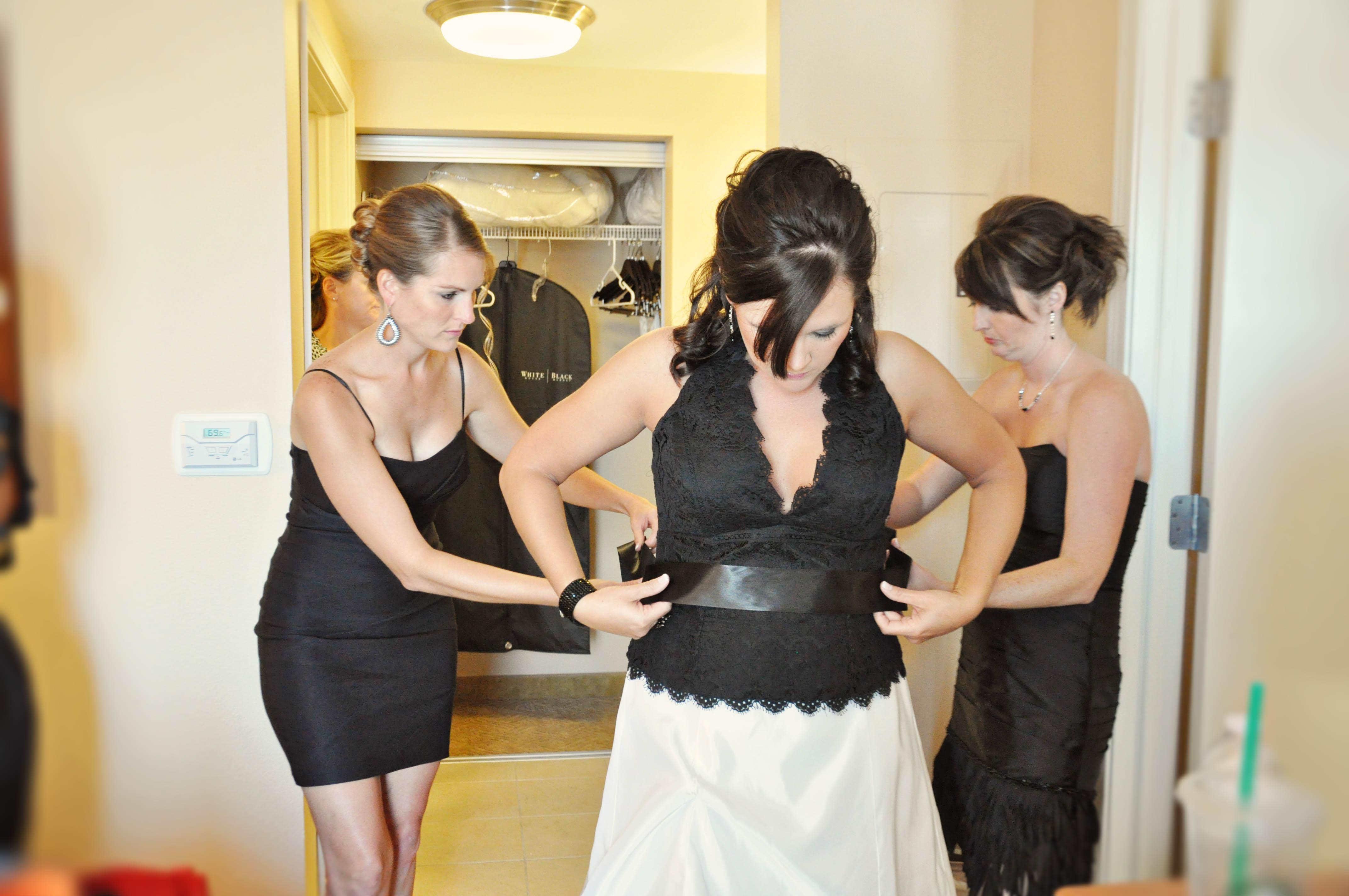 harley wedding | harleys and heels