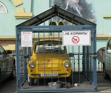 car-jail