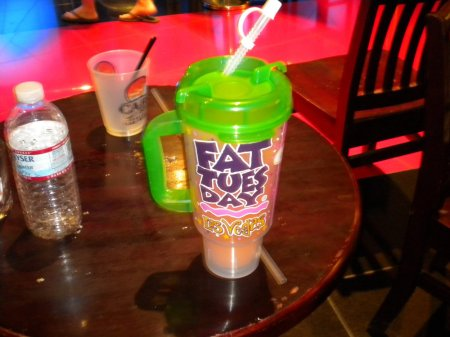 fat tuesday mug
