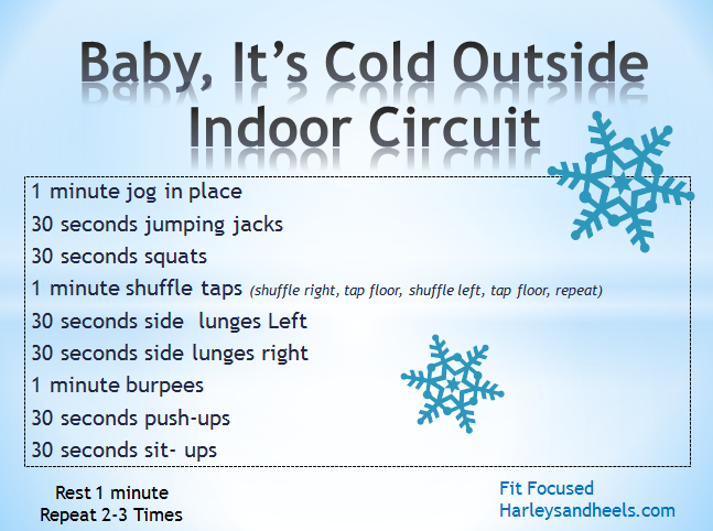 Baby it's Cold Outside Circuit