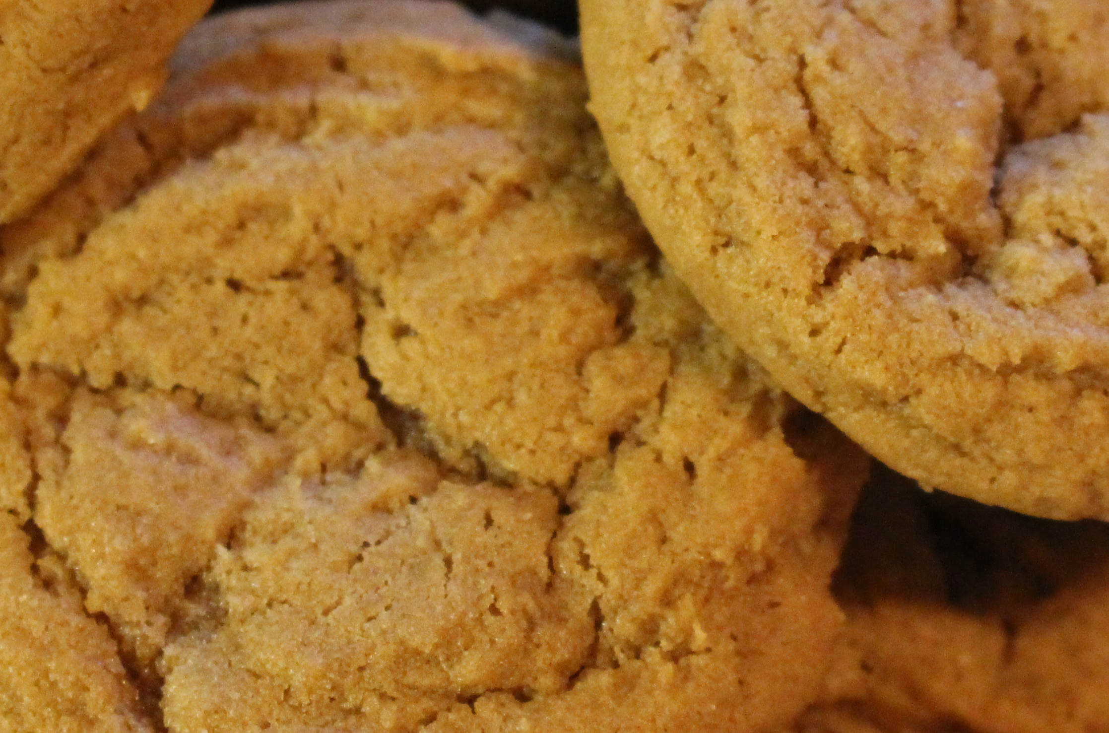 Brown Sugar and Molasses Cookies | Harleys and Heels
