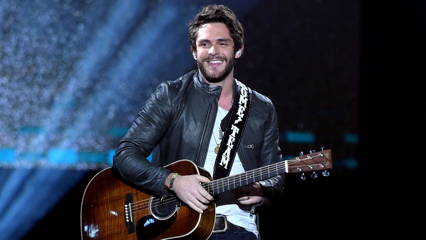 Music Monday 6 | Playing With Fire | Thomas Rhett | Harleys and Heels