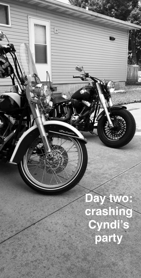 Family | Harleys and Heels